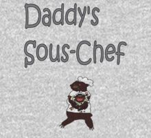Daddy's Sous Chef Kids Clothes