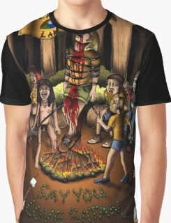 The Skin Crawling Creeps Graphic T-Shirt