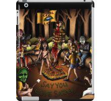 The Skin Crawling Creeps iPad Case/Skin