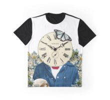 TIME is over Graphic T-Shirt