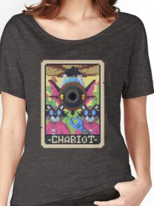 Chariot Tarot - Kit and Madde Women's Relaxed Fit T-Shirt