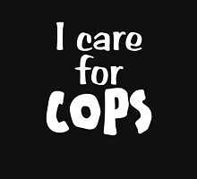 I Care For Cops - Police Officers Classic T-Shirt