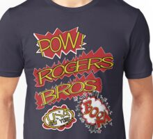usa new york pow by rogers bros T-Shirt