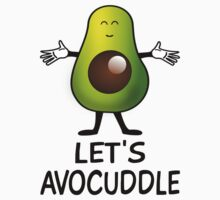 Let's Avocuddle One Piece - Short Sleeve
