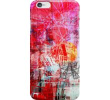 the city 6 iPhone Case/Skin
