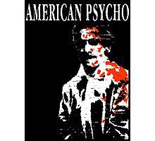 American Psycho Patrick Bateman Photographic Print