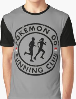 runing club story  Graphic T-Shirt