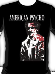 American Psycho Patrick Bateman T-Shirt