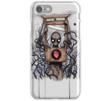 Guillotine Heart iPhone Case/Skin