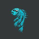 Lagoon Blue by strangethingsA