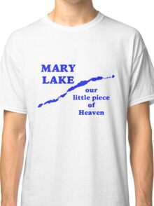 Mary Lake Our Little Piece of Heaven Classic T-Shirt