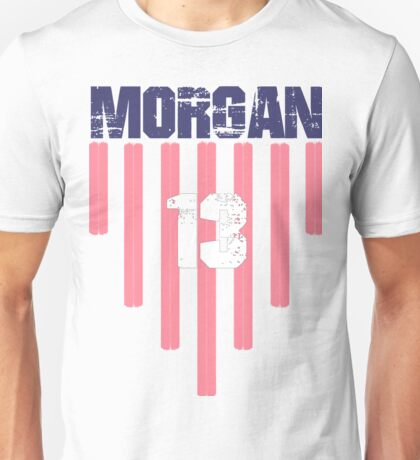 Alex Morgan #13 | USWNT Olympic Roster Unisex T-Shirt