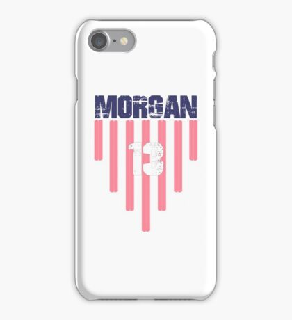 Alex Morgan #13 | USWNT Olympic Roster iPhone Case/Skin