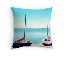 Sunny Double Throw Pillow