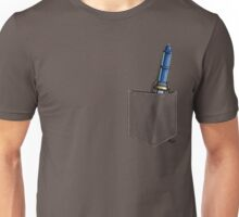 12th Doctor Sonic Screwdriver Unisex T-Shirt