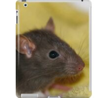 Introducing Lance Corporal Wilmington...Lance for short iPad Case/Skin