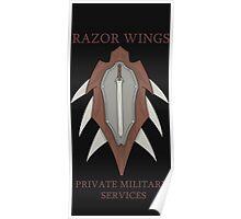 Razor Wings Poster