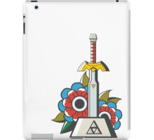 It's the Sword that is also a Master. iPad Case/Skin