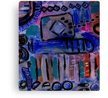 """BONDI"" Canvas Print"