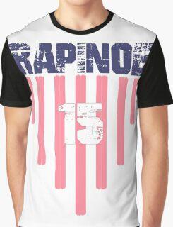 Megan Rapinoe #15 | USWNT Olympic Roster Graphic T-Shirt