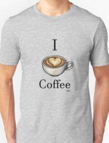 I <3 Coffee Unisex T-Shirt