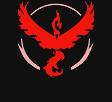Pokemon - Pokemon GO Team Valor Logo (Red) Unisex T-Shirt