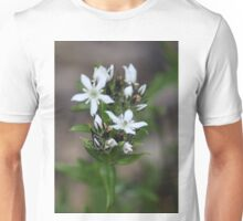 Star Flower Unisex T-Shirt