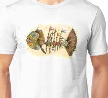 Steampunk Fish 2.0 Unisex T-Shirt