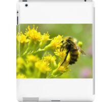 Hungry bee iPad Case/Skin
