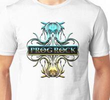 PROG ROCK - white background Unisex T-Shirt