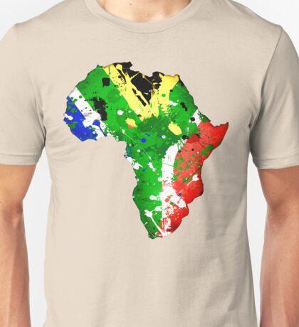 Suid Afrika Unisex T-Shirt