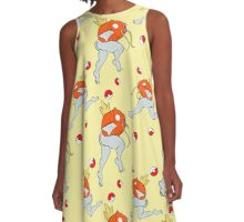 Magikarp Man . Pokemaid  A-Line Dress