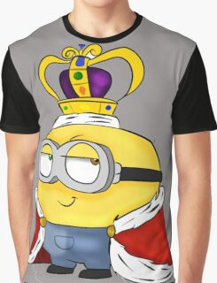 king minion Graphic T-Shirt