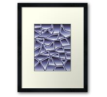 Gradient two Framed Print
