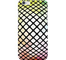 multicolor mosaic background iPhone Case/Skin