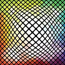 multicolor mosaic background by valeo5