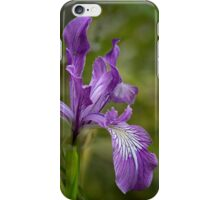 Free Ranging Wild Iris iPhone Case/Skin