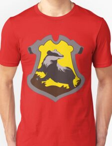Hufflepuff House Crest T-Shirt