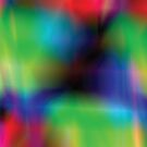 vibrant abstract background by valeo5
