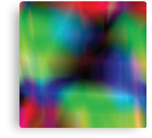 vibrant abstract background Canvas Print
