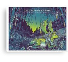 Dave Matthews Band Klipsch Music Center, Noblesville, IN 2016 # 2 Canvas Print