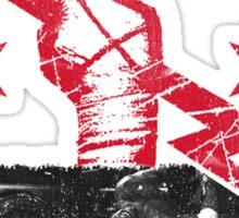 CM Punk Best in the World T Shirt Sticker