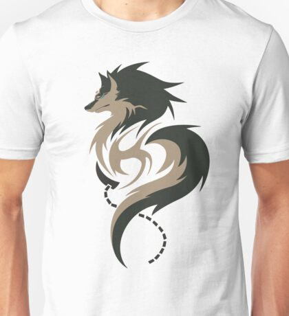 Hour of Twilight - Wolf Link Unisex T-Shirt