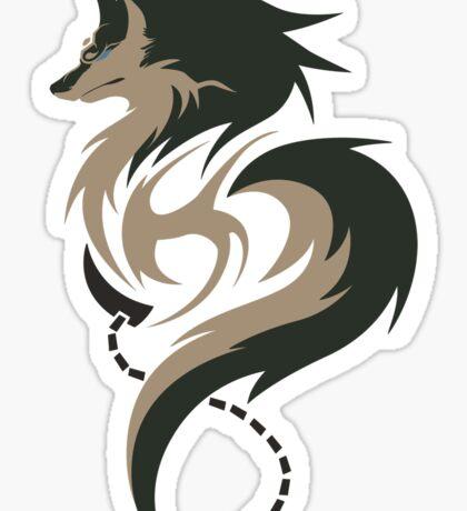 Hour of Twilight - Wolf Link Sticker