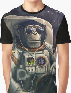 Space Farer Graphic T-Shirt
