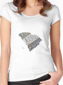 South Carolina Home Women's Fitted Scoop T-Shirt