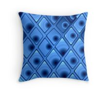 Gradient four Throw Pillow