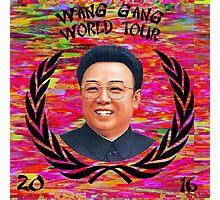 Wang Gang World Tour II Photographic Print