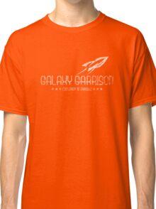 Galaxy Garrison [Distressed] Classic T-Shirt