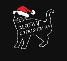 Meowy Christmas Women's Relaxed Fit T-Shirt